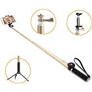 Gogen BT Selfie 4 teleskopický zlatý