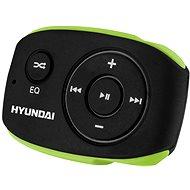 Hyundai MP 312 4GB černo-zelený