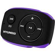 Hyundai MP 312 8GB černo-fialový