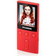 Hyundai MPC 501 FM 4GB červený