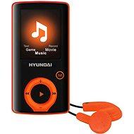Hyundai MPC 883 FM 4GB oranžová