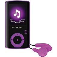 Hyundai MPC 883 FM 8GB fialová