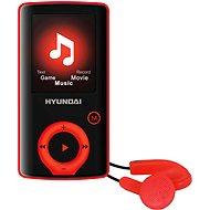 Hyundai MPC 883 FM 8GB červená