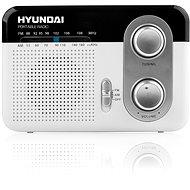 Hyundai PR 411 W bílý