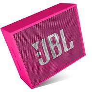 JBL GO - růžový
