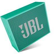 JBL GO - tyrkysový