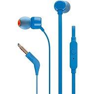 JBL T110 modrá