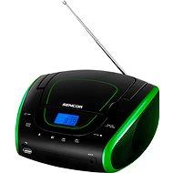 Sencor SPT 1600 černo-zelená