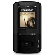 Philips ViBE SA4VBE08KF černý