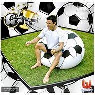 Nafukovací sedací vak - fotbalový míč
