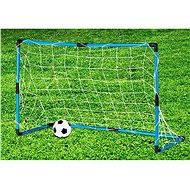 Fotbalová branka s míčem