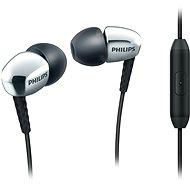 Philips SHE3905SL stříbrná