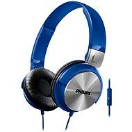 Philips SHL3165BL modrá