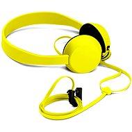 Nokia WH-520 Knock by Coloud žlutý