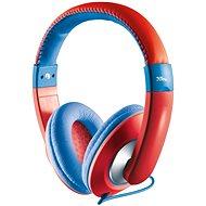 Trust Sonin Kids Headphone červená
