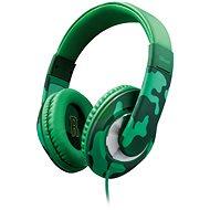 Trust Sonin Kids Headphone jungle camo