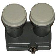 Single Monoblock Inverto, 2x konvertor 0.2 DBi, 1x konektor F