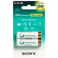Sony NiMH 2000mAh, AA, 2ks