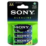 Sony LR6, AA, 4 ks