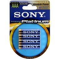 Sony LR03, AAA, 4 ks