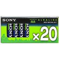 Sony LR3, AAA, 20 ks