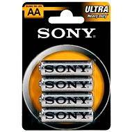 Sony ULTRA R6/AA, 4 ks