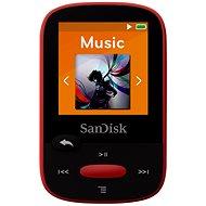 SanDisk Sansa Clip Sports 4GB červený