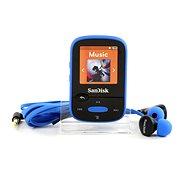 SanDisk Sansa Clip Sports 8GB modrý