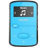 SanDisk Sansa Clip Jam 8GB světle modrý