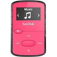 SanDisk Sansa Clip Jam 8GB růžový