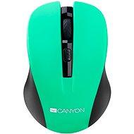Canyon CMSW1GR černo-zelená