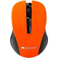 Canyon CMSW1O černo-oranžová