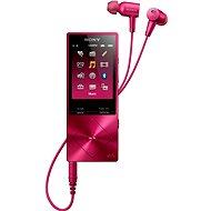 Sony Hi-Res WALKMAN NW-A25HNP růžový