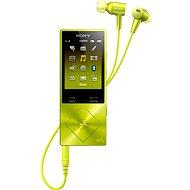 Sony Hi-Res WALKMAN NW-A25HNY žlutý