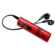 Sony WALKMAN NWZ-B183R červený