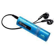Sony WALKMAN NWZ-B183FL modrý