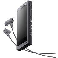 Sony NW-A45HNB černý