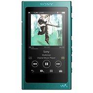 Sony Hi-Res WALKMAN NW-A35 modrý