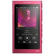 Sony Hi-Res WALKMAN NW-A35 růžový