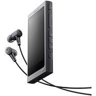 Sony Hi-Res WALKMAN NW-A35 černý + sluchátka MDR-EX750