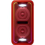 Sony GTK-XB7B G-tank červená