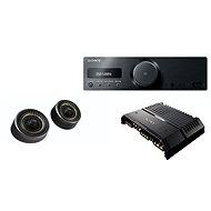 Sony Hi-Res RSX-GS9 + XMGS4 + XSGS1