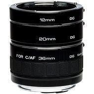 Kenko DG sada mezikroužků pro Canon EF-S
