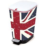 KIS Koš na odpad Chic Bin M Union Jack 35l