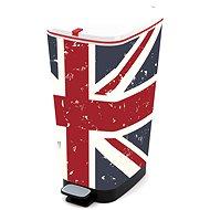 KIS Koš na odpad Chic Bin L Union Jack 50l