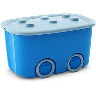 KIS Funny box L modrý 46l