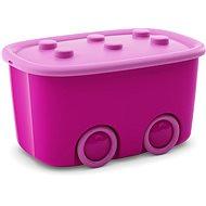 KIS Funny box L fialový 46l