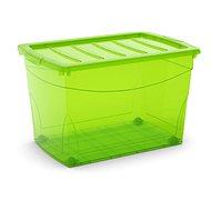 KIS Omnibox XL zelený 60l na kolečkách