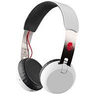 Skullcandy Grind Wireless On-Ear WHT/BLK/RED