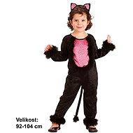 Šaty na karneval - Kočička vel. XS
